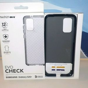 NIB tech 21 Phone Case Clear Galaxy S20+…